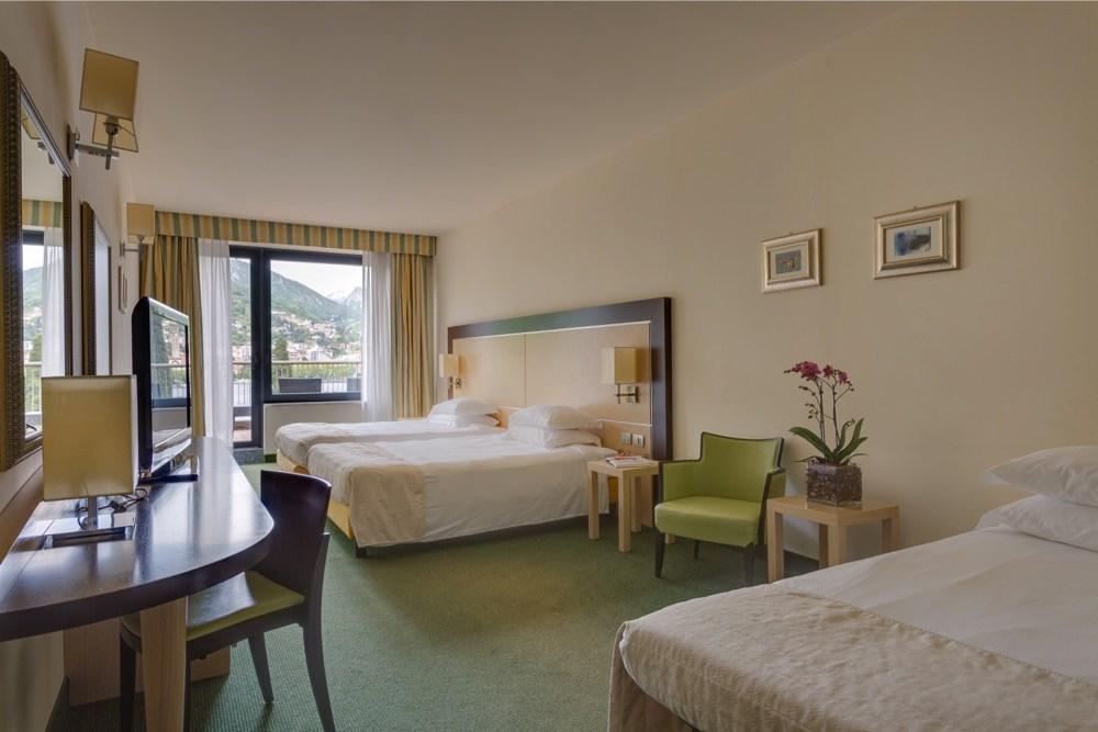 Camera familiare sul lago di como hotel griso malgrate for Grande disposizione della camera familiare